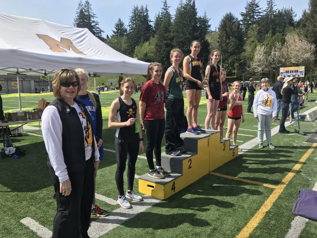Rotary Prefontaine Track Meet